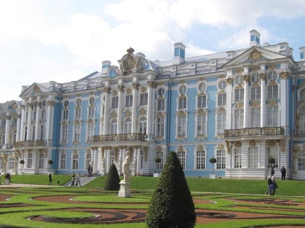 Pushkin Half Day Private Tour (6 hours)