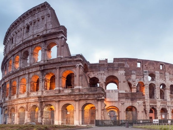 Colosseum, Palatine and Forum: Ancient Rome