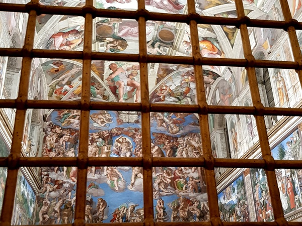 VIP Sistine Chapel Early Entrance with St. Peter's Basilica Private Tour