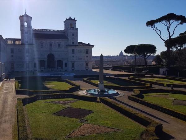 Villa Medici and its Gardens