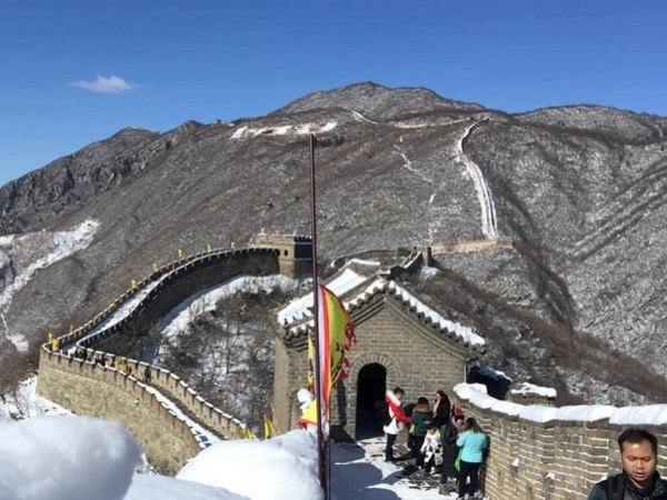 Forbidden city &Mutianyu Great Wall. Tiananmen One day private tour