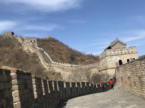 2-Days Great Wall & Wooden house Over night tour