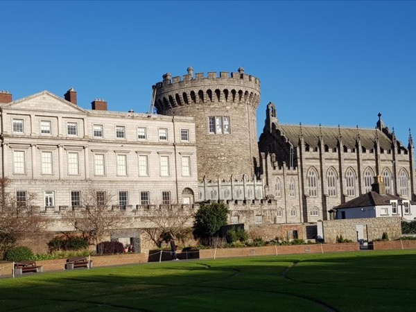 Dublin City walking tour