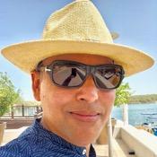 Private tour guide Vijay