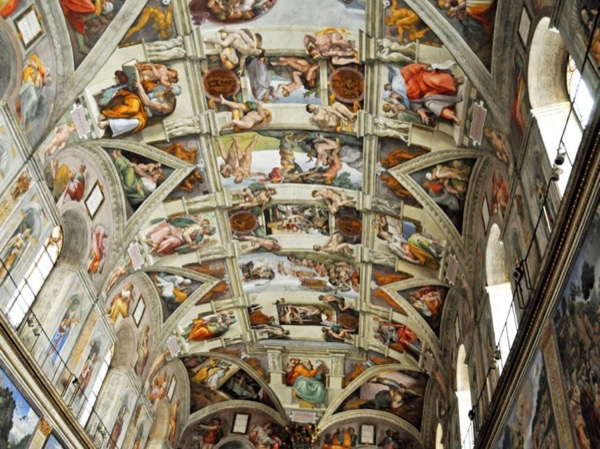 Early morning Sistine Chapel privileged access private tour