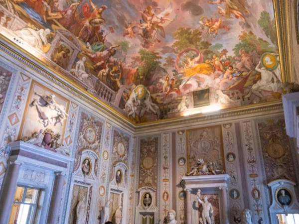 2,5 Hours Borghese Gallery Private Tour