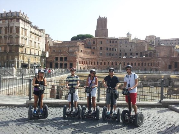 3h Private Segway tour
