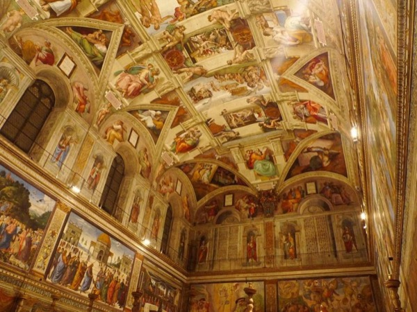 Private night tour of the Sistine Chapel and Vatican Museums