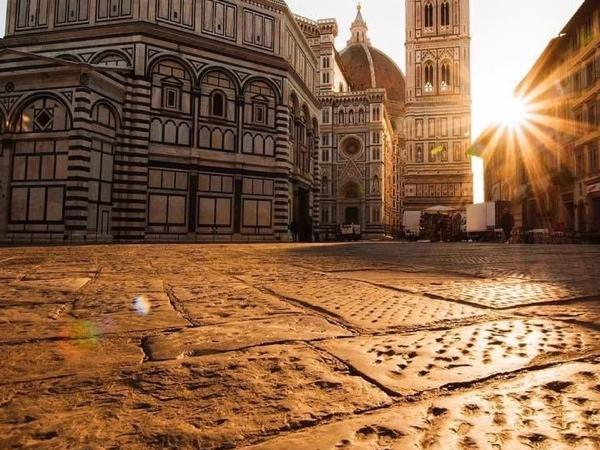 Florence at the Sunrise