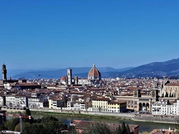 Best of Florence with David Private Walking Tour