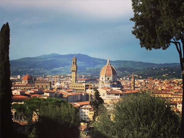 Best walking tour of Florence