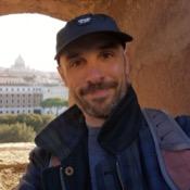 Private tour guide Davide