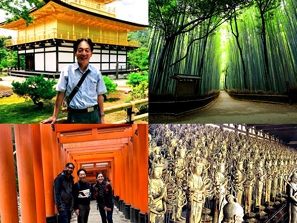 Kyoto day trip from Tokyo or Yokohama