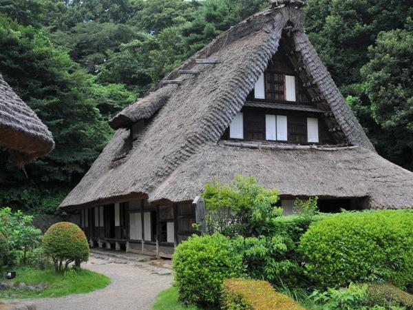 Traditional and cultural village tour in Tokyo
