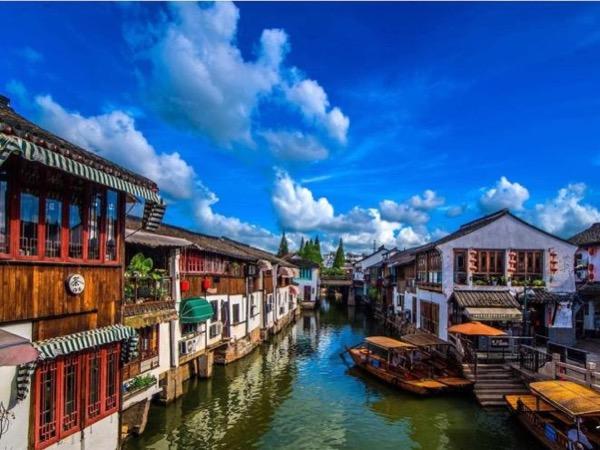 Day Tour to Water Village of Shanghai Region
