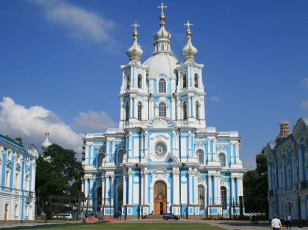Shore Excursion: Saint Petersburg City Tour