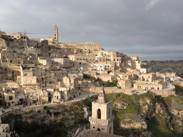 Private Shore Tour of the Gorgeous City of Matera from Bari