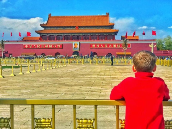 Tian'anmen square,Forbidden city and Mutianyu Great Wall Day tour