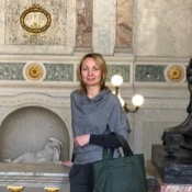 Private tour guide Maria
