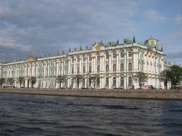 The Hermitage and the Winter Palace