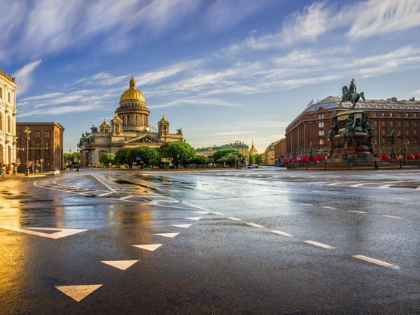 Saint Petersburg private one day tour