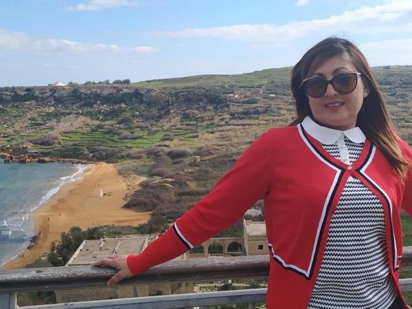 Private tour guide Josette