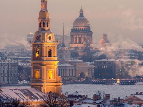 Art+local life experience in Saint-Petersburg