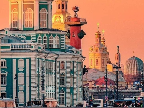 St. Petersburg 1-day Panoramic tour and Hermitage
