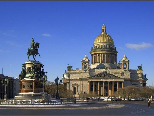 Highlights of Saint-Petersburg Private tour