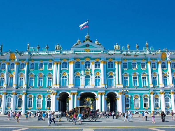 Treasures of Hermitage museum Tour
