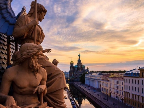 Legends of Saint-Petersburg Tour