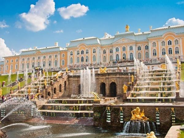Peterhof Town