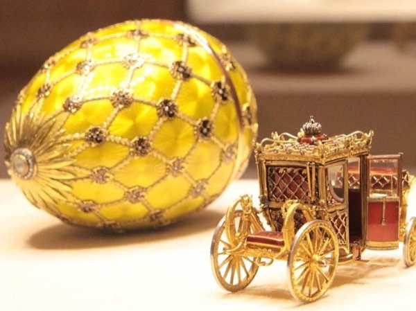 Faberge secrets private tour