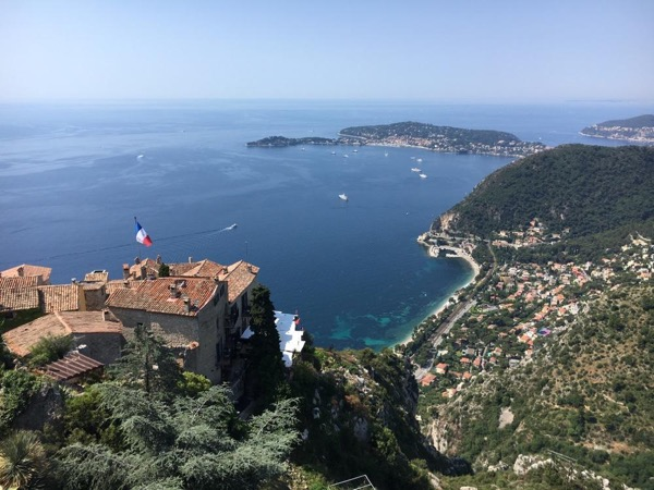 The scenic coast line from Nice / Villefranche : Monaco / Monte-Carlo, Eze village, Nice (6 hours)