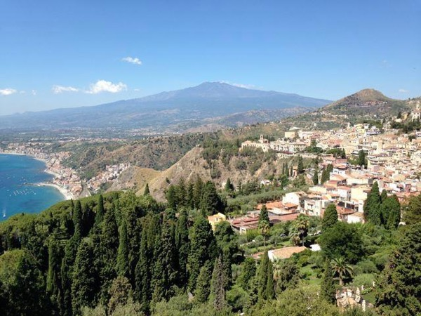 Gorgeous Taormina Private Tour