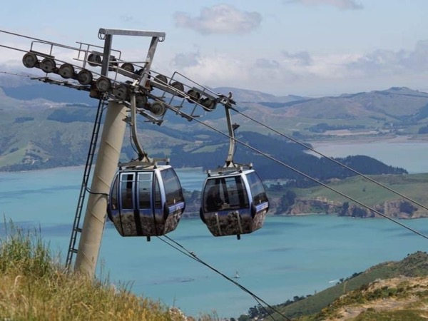 My Half Day Highlights Tour - Christchurch CBD, Cashmere, Lyttleton and Seaside Suburbs Including Gondola Ride