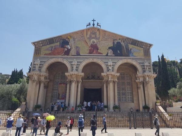 The Last Way of Jesus Christ-Holy Christian sites in Jerusalem