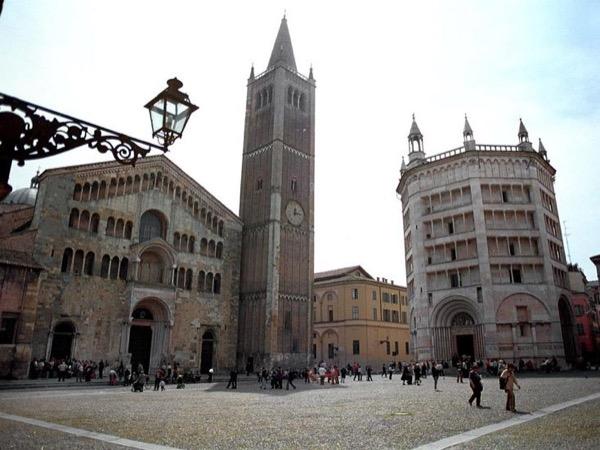 Parma City Centre Walking Tour
