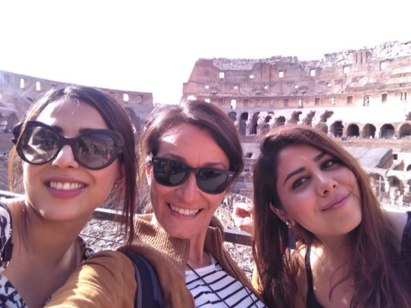 Discovering the Colosseum and the Roman Forum