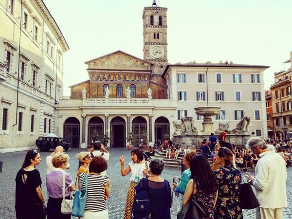 Secrets of Rome: Trastevere and the Jewish Ghetto Private Walking Tour