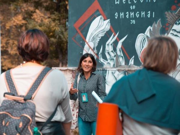 Private tour guide Marida