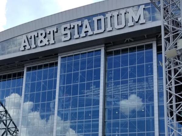 Tour Dallas Cowboys Stadium in Arlington, Tx.
