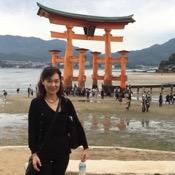 Private tour guide Miwa