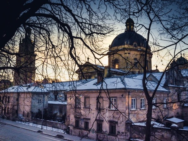 One day in Lviv Private Tour