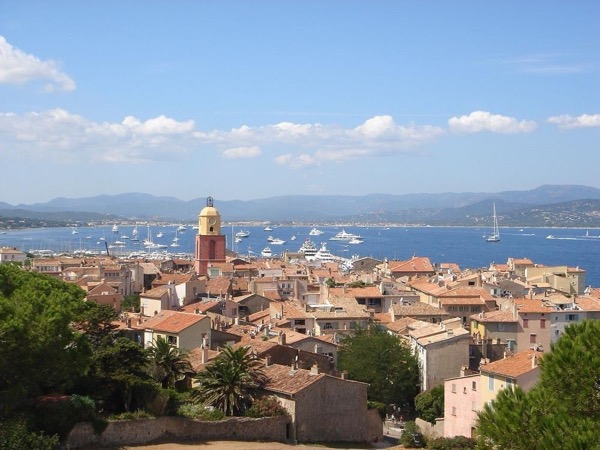 Saint-Tropez and a taste of Provence along