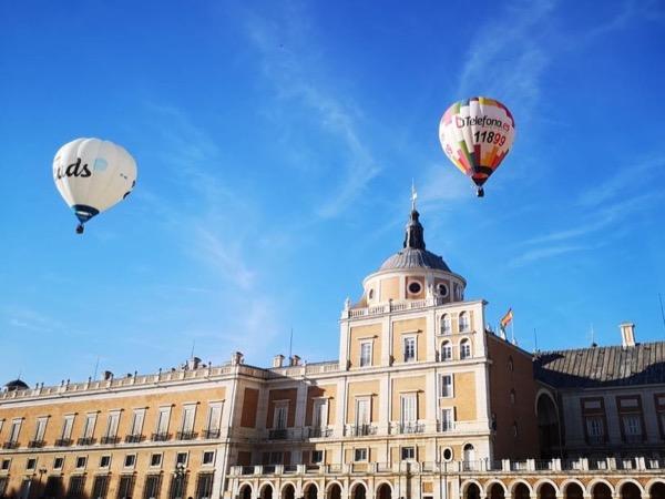 Half Day Trip Royal Palace of Aranjuez