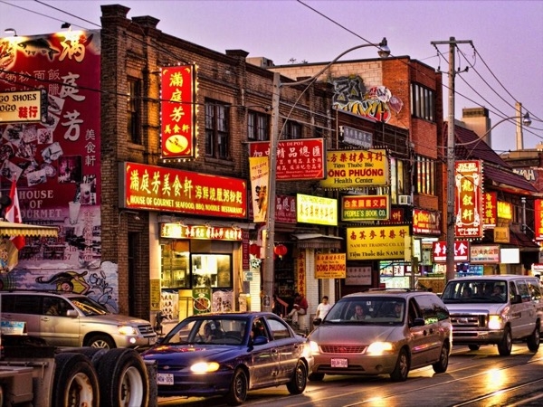 A Private Walking Tour of Chinatown