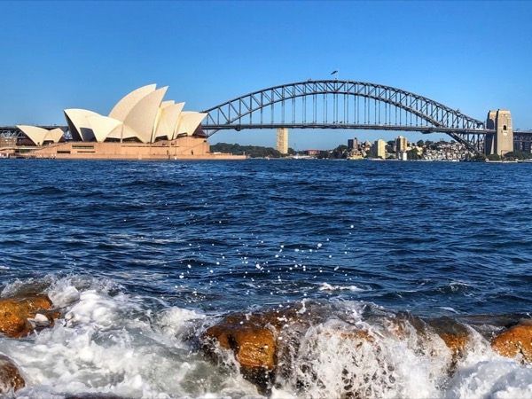 Best of Sydney: History + Iconic Landmarks (private walking tour; full day)