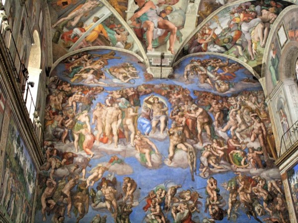 Half day tour of Vatican Museums
