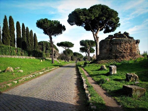 Half Day Appian Way Bike Tour